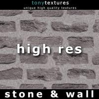 Stone Wall Brick 017