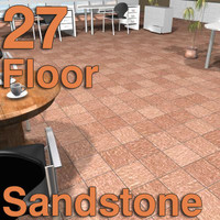 Floor Sandstone Set