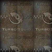 Rusty Metal Texture Maps