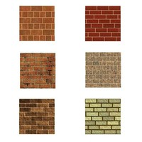Seamless Brick Texture Pack