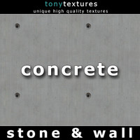 Exposed Concrete Texture Element 005