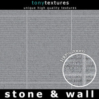 Stone Wall Element 021 - FREE