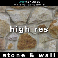 Nature Stone Wall Texture 025
