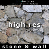 Nature Stone Wall Texture 027