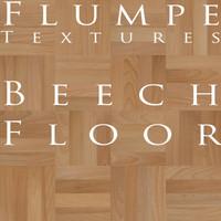 Floor - Beech 3