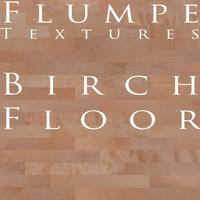 Floor - Birch 1