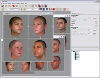 GenCrowd 3D v2.0