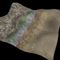 Vermont Natural Ground Textures