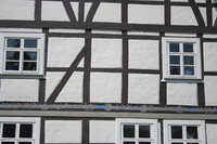 11 high res half-timbered textures