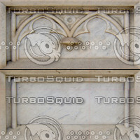 Gothic Marble Panels