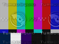 TV color bar NTSC