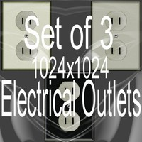 Electrical Outlets_Pack01