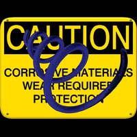 sign_caution_corrosive_materials_wear_required_protection.zip