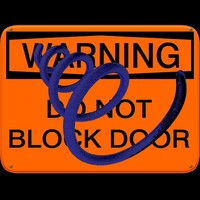 sign_warning_dont_block_door.zip
