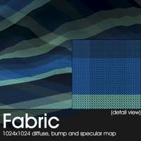 Fabric Pattern 6909