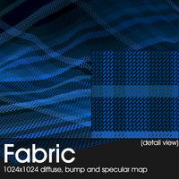 Fabric Pattern 6989