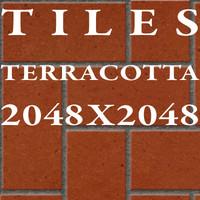Tiles - Terracotta 3