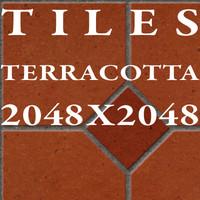 Tiles - Terracotta 1