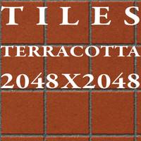 Tiles - Terracotta 6