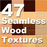 47 Seamless wood textures