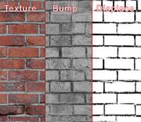 Standard Red Brick Wall