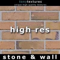 Stone Wall Brick 002