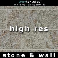 Stone Wall Brick 007