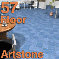 Floor Artstone Set