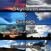Skyclouds&Sunset_collection01.rar