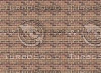 Rustic Red Brick Wall