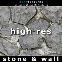 Nature Stone Wall Texture 026
