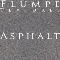 Worn Asphalt