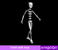 emo0005-Child Walk_Loop
