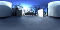Courtyard 2 HDRI