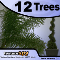 Tree Foliage Bush Textures