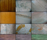 Wood Textures Collection