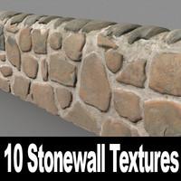 10 stonewall textures