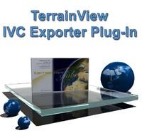 TerrainView-IVC Exporter Plug-In