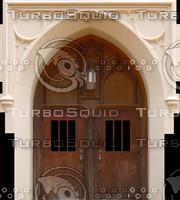 Stone Arch doors texture