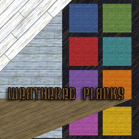 Weathered Planks