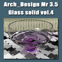 Arch e Design collection vol.4 mental ray 3.5