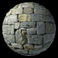 Ruins Wall 2