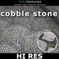 Cobblestone 009 - High Resolution