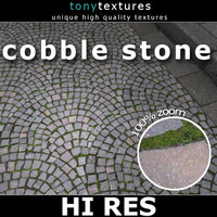 Cobblestone 010 - High Resolution