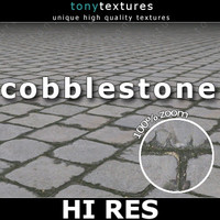 Cobblestone 002 - High Resolution (FREE)
