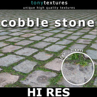 Cobblestone 005 - High Resolution
