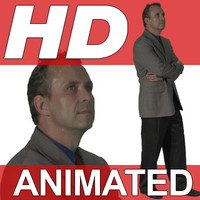 High Definition Animated People Textures - HD Dick Business