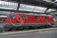 SBB-CFF SWISS FEDERAL RAILWAY RE4-4III LOCOMOTIVE