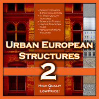 Basic Urban  Texture Collection 02