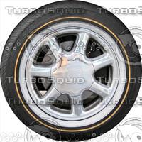Wheel 195